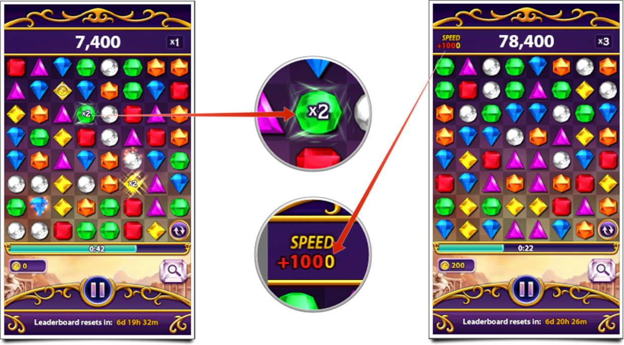 Pin by Play Free Online 32 on Bejeweled Blitz Good old