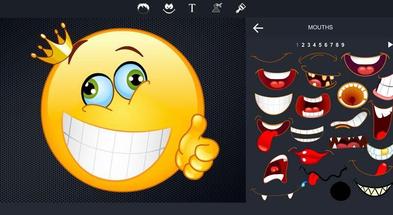 Emoji maker design your own emoji collage maker online