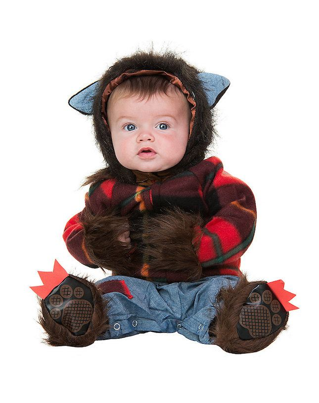 41 of the best halloween costumes for your baby - Halloween Costumes Wolf