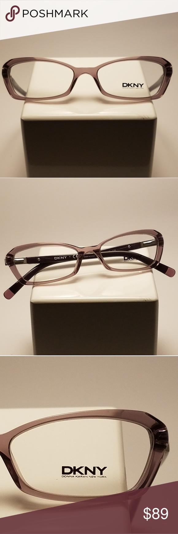 17f2110143c5 DONNA KARAN NY Women s Eyewear Authentic DKNY Women s Eyewear. Never Worn.  Size 51
