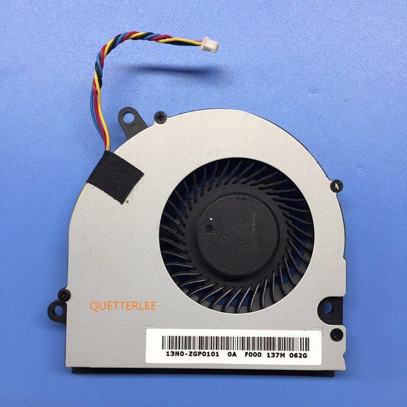 Dfs531005pl0t 4pins Cpu Cooling Fan For Asus U41 U41j U41jf Series