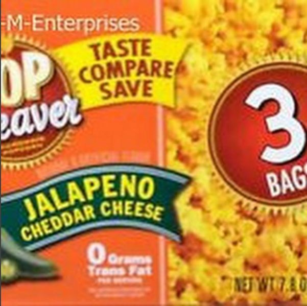 New Pop Weaver Jalapeno Cheddar Cheese Popcorn 6oz Cans Merchandise Http Immortalmastermindx Nvy Products 12471687 Pringl
