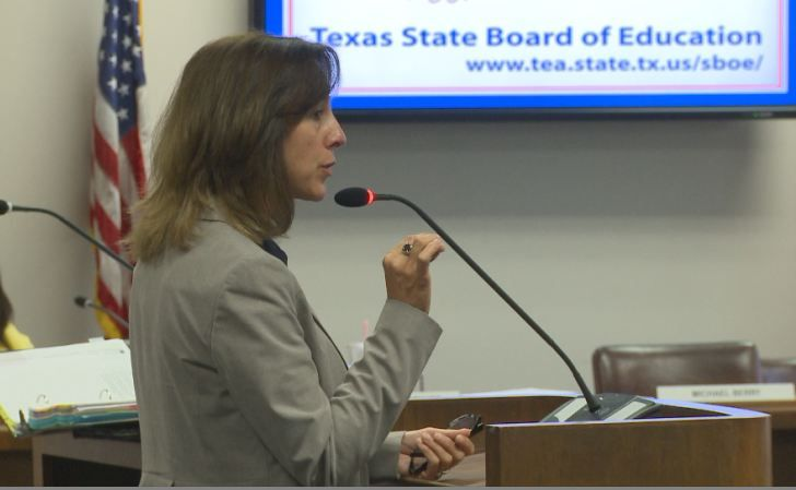A debate is underway on what is being taught in Texas classrooms. The State Board of Education is taking a look at the new Advanced Placemen…
