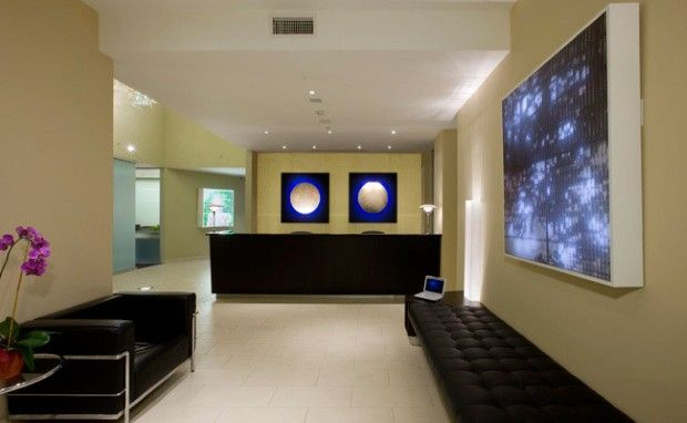 paint colors for doctors office | medical office design ideas