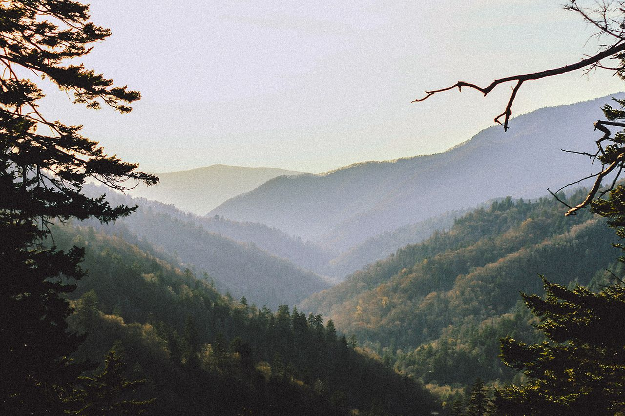 Clingman's Dome, Tennessee
