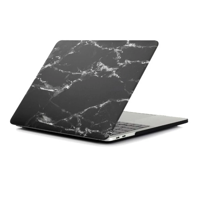 Marble Macbook Case With Keyboard Cover & Screen Protector