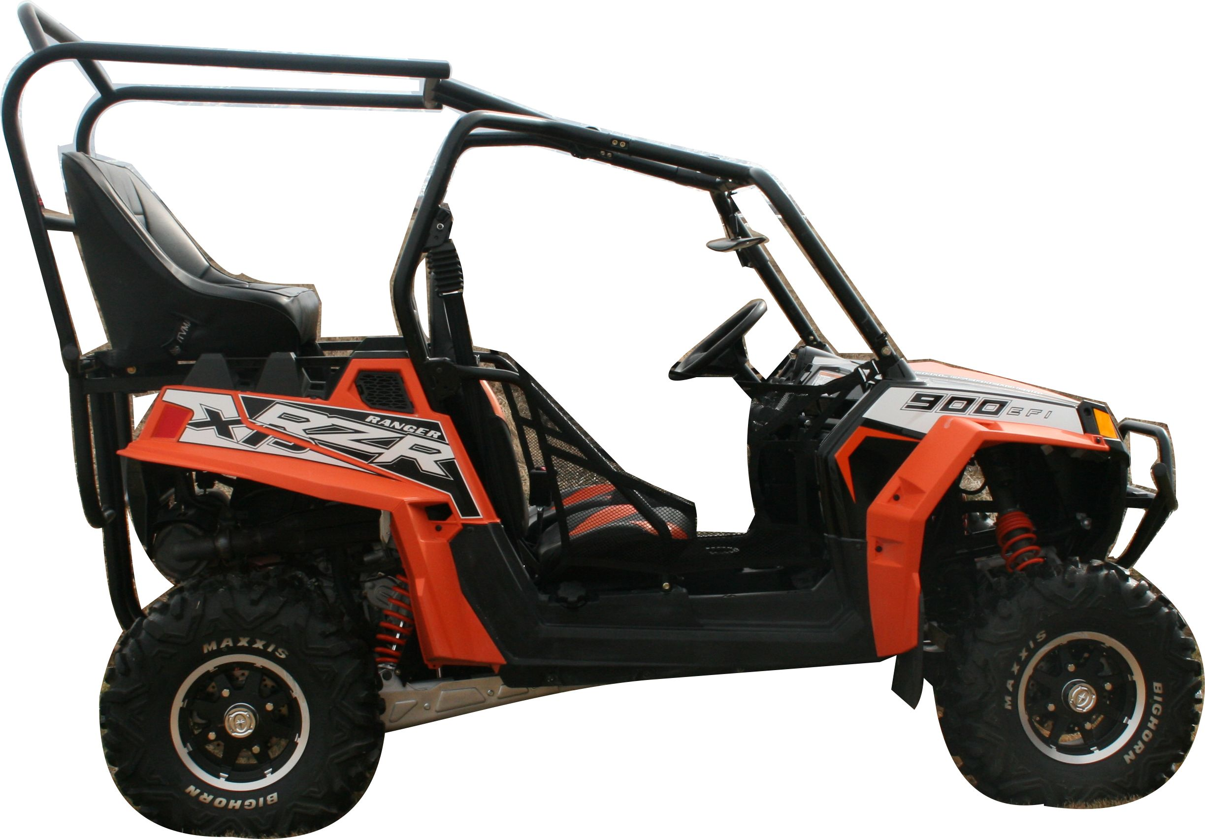 Polaris Rzr 900 Back Seat Roll Cage Kit Designed To Come