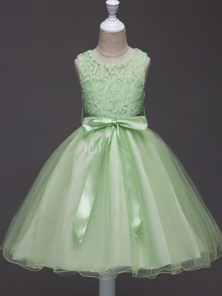 Flower Girl Dresses Toddler Kids  Princess Wedding Bridesmaid Prom Party Dress