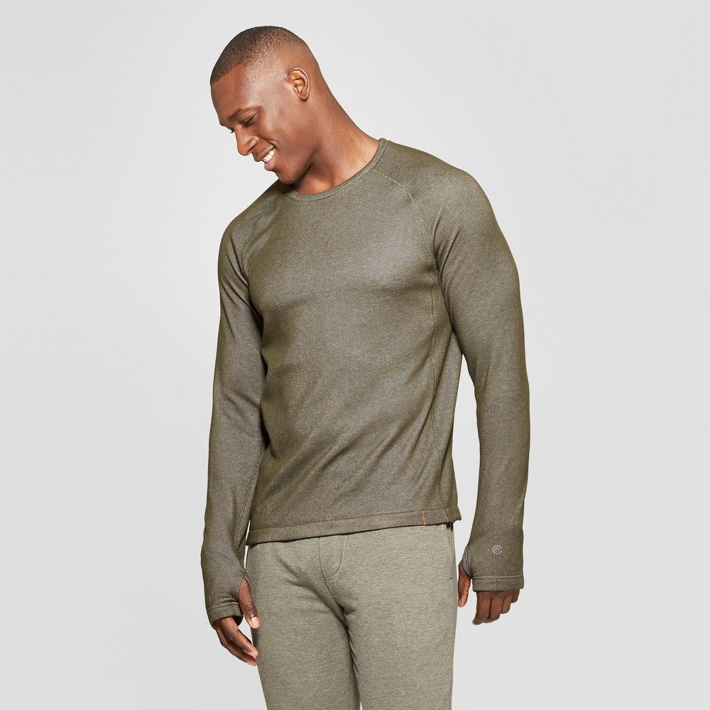 86109cc5 Stay comfortable through any workout with this Knit-Layer Crew Sweater from C9  Champion. Perfect for everything from long runs to lifting weights this ...