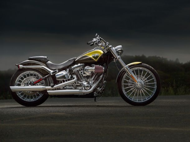 Harley Davidson - Aniversary.