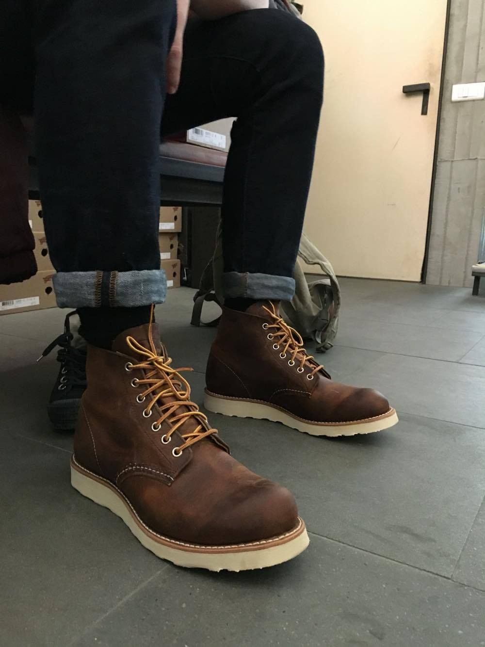 Red Wing shoes 9111  aac3e15807a