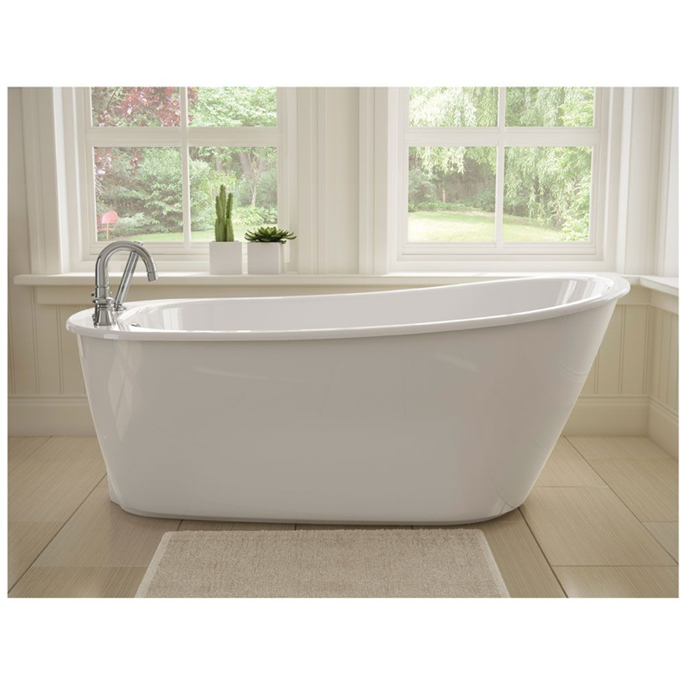 baignoire autoportante sax 60 po 3011060 salle de bain pinterest baignoire autoportante. Black Bedroom Furniture Sets. Home Design Ideas