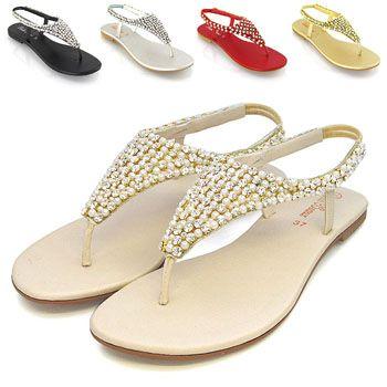 afa147fb40ca dressy flat sandals pics - Google Search