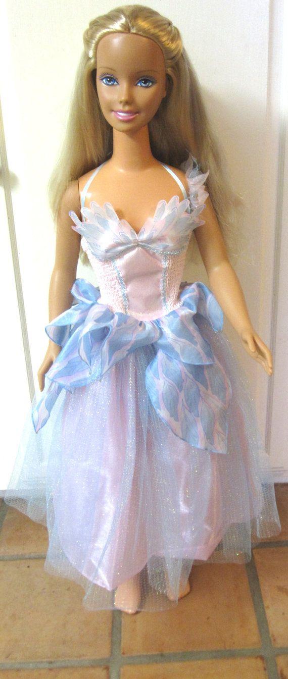 My Size Barbie Ballerina 3 Foot Tall 1992 Swan By Sweetie2sweetie