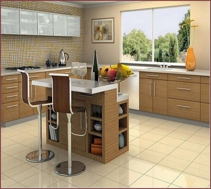 Contemporary Kitchen Design For Small Spaces Fair Kitchen Island Design Ideas For Small Spaces Home Furniture Room 2018