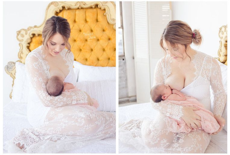 Winter Freire Photography | Lifestyle Session | Motherhood | Newborn | Nursing | Dayton, OH