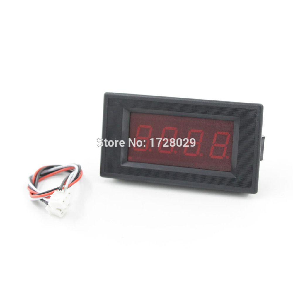$24.19 (Buy here: http://appdeal.ru/4q6d ) Hot Sale New Free Shipping Digital  Display Meter DC300A (75mV) in Stock for just $24.19