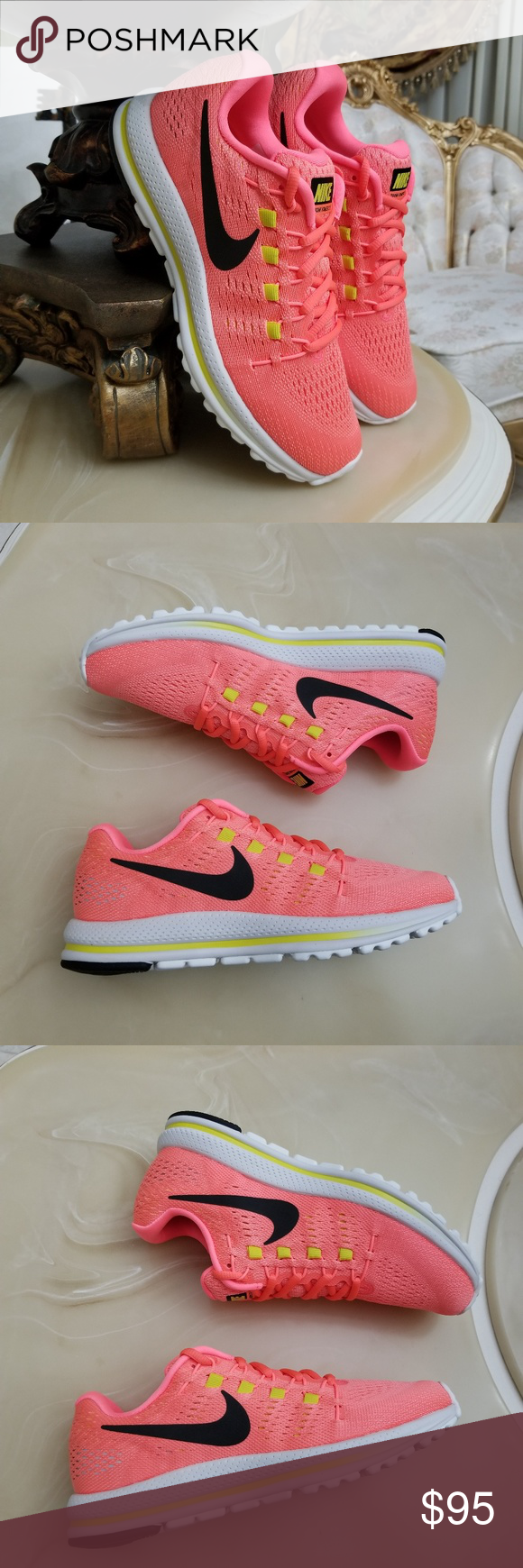 Nike Air Zoom Vomero 12 Women s Running Shoes New Without Box 6ce93db12