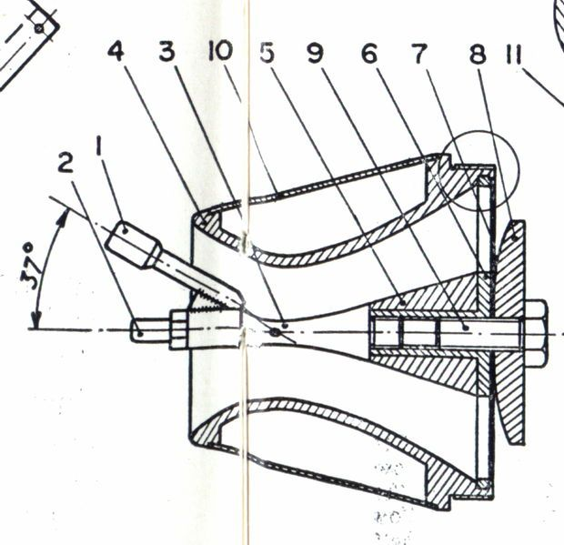Make A Pulse Jet Engine Scanned From 1958 Plans