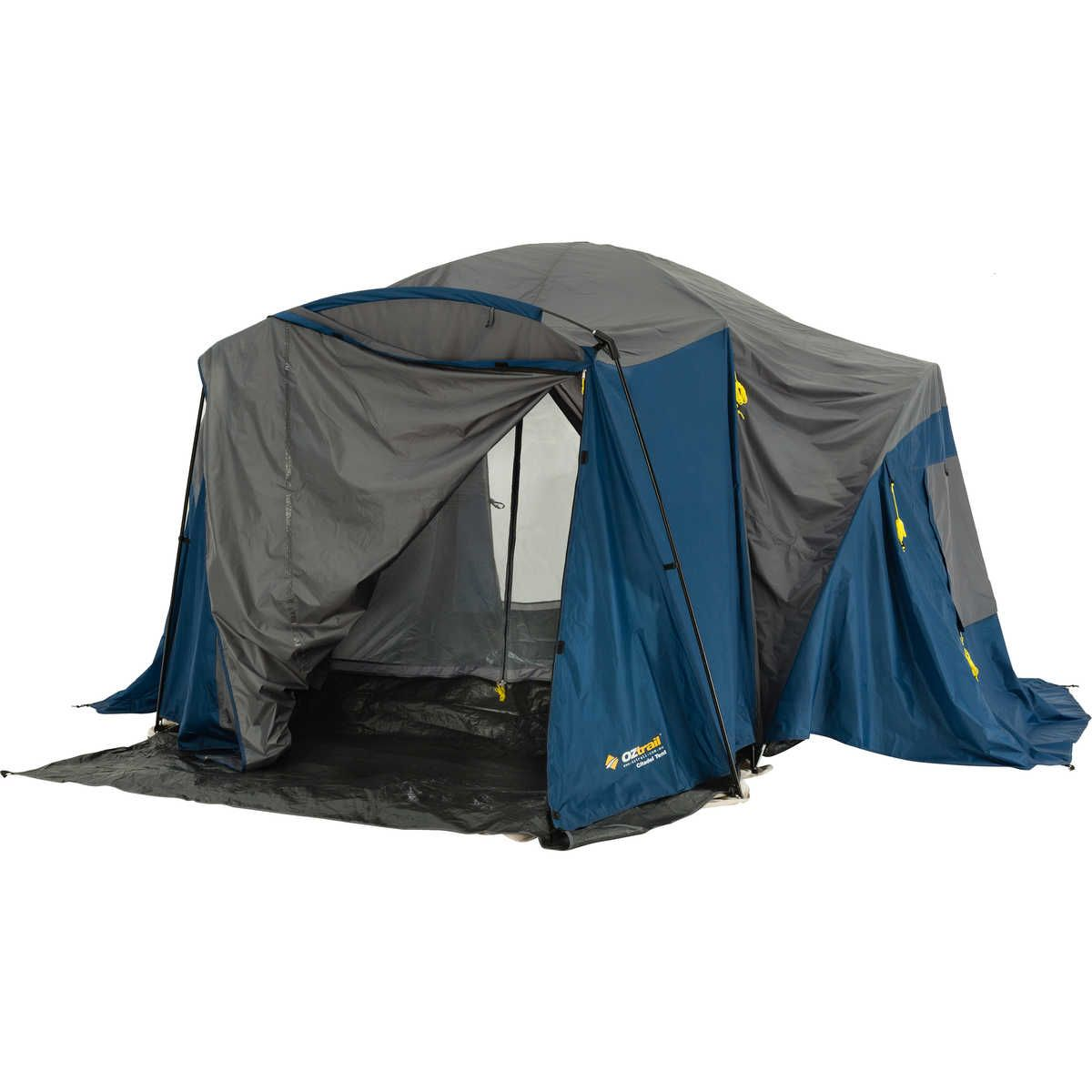 Tents  sc 1 st  Pinterest & The OZtrail Citadel Tent is the perfect size for large camping ...