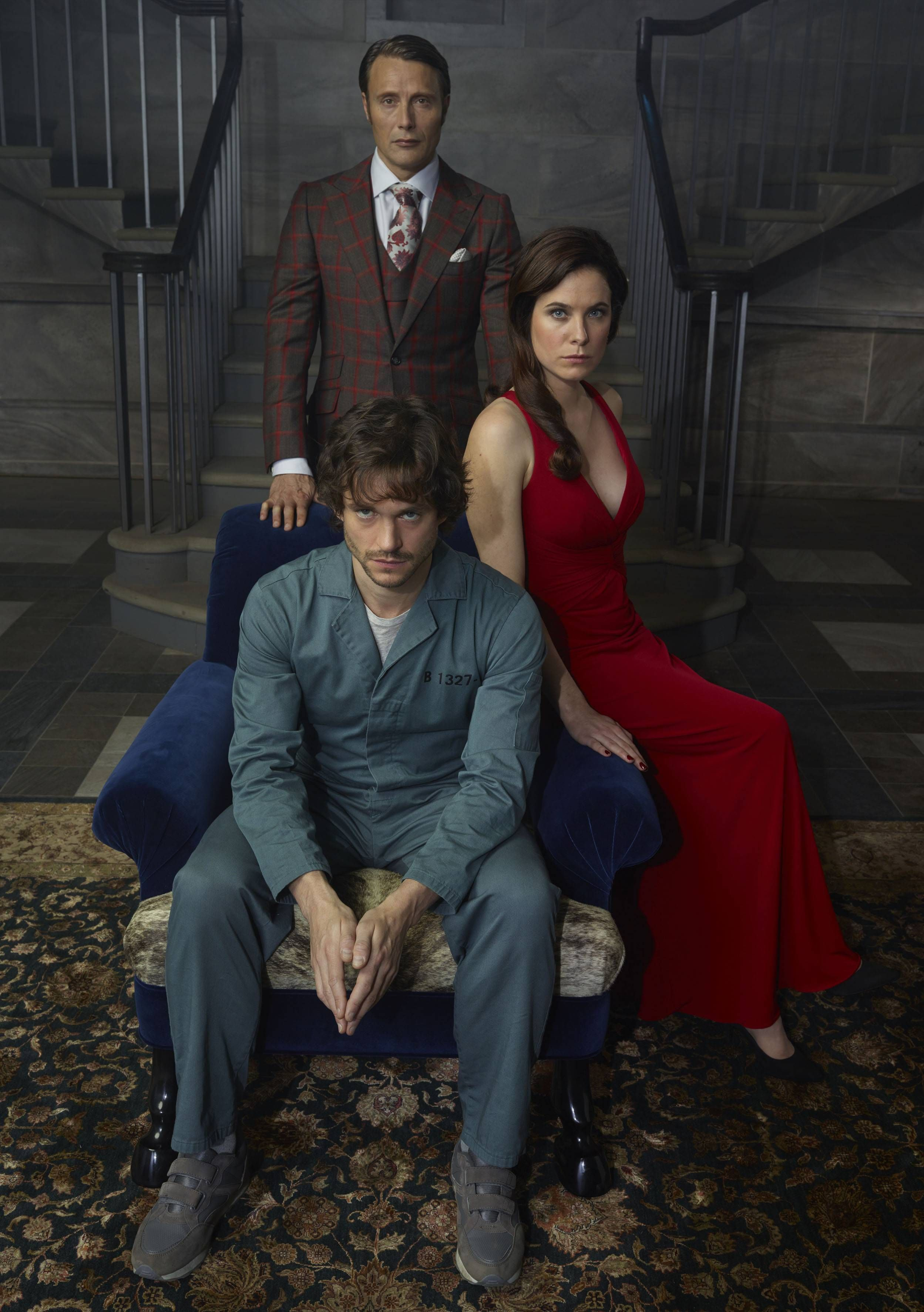 Hannibal promotional images season 2 hannibal 2 hannibal series hannibal tv series - Hannibal tv series actors ...