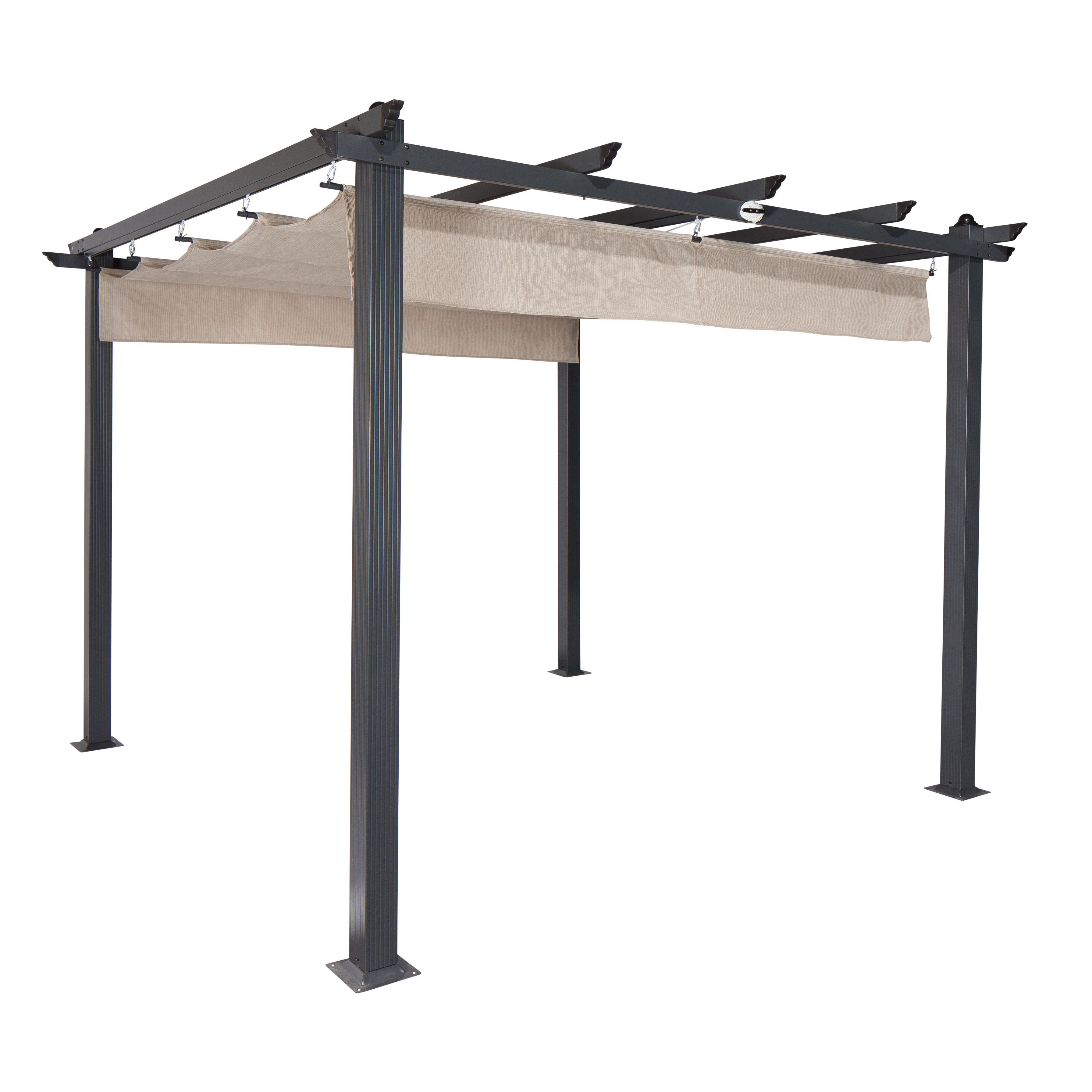 Features Provides UV block Retractable roman style shade