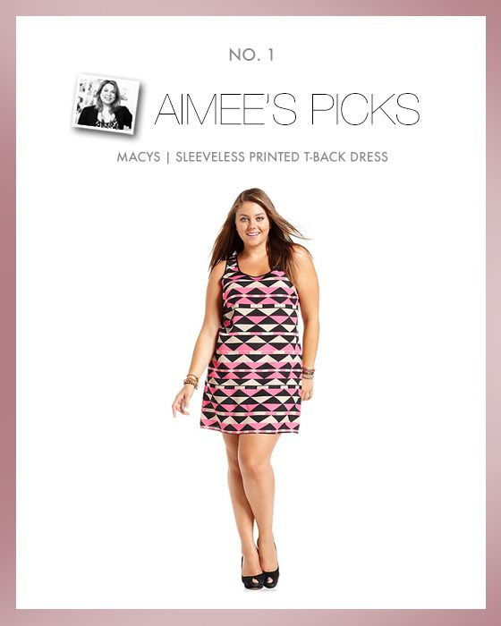 Shop Aimee's Hand-Picked Favorites! Aimee shops the web to bring you the best in plus size fashion!