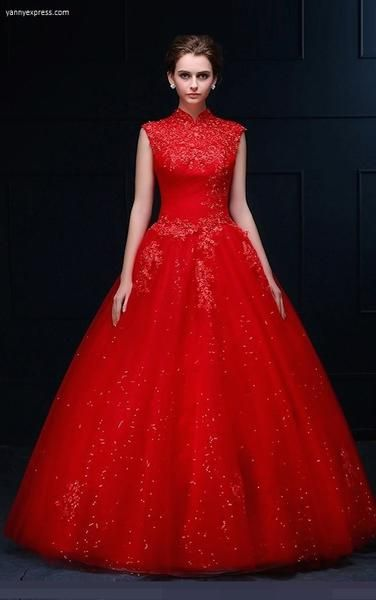 Pin by Pol Esguerra on red gown | Pinterest | Red gowns and Gowns