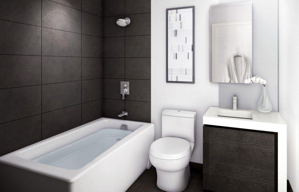 Guest Bathroom Tile Ideas E Small Remodel Mesmerizing Dark Gray Ceramic Wall