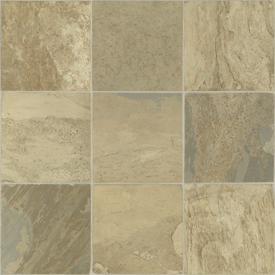 Shop tarkett 12 ft w mushroom tile finish fiberfloor sheet vinyl shop tarkett w mushroom tile finish fiberfloor sheet vinyl at lowes canada find our selection of vinyl flooring at the lowest price guaranteed with price doublecrazyfo Images