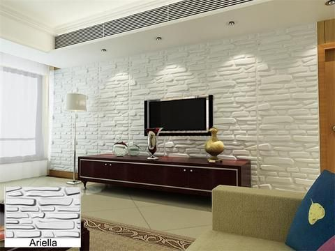 Decorative Wall Tiles For Living Room Simple Natural Bamboo 3D Wall Panel Decorative Wall Ceiling Tiles Review