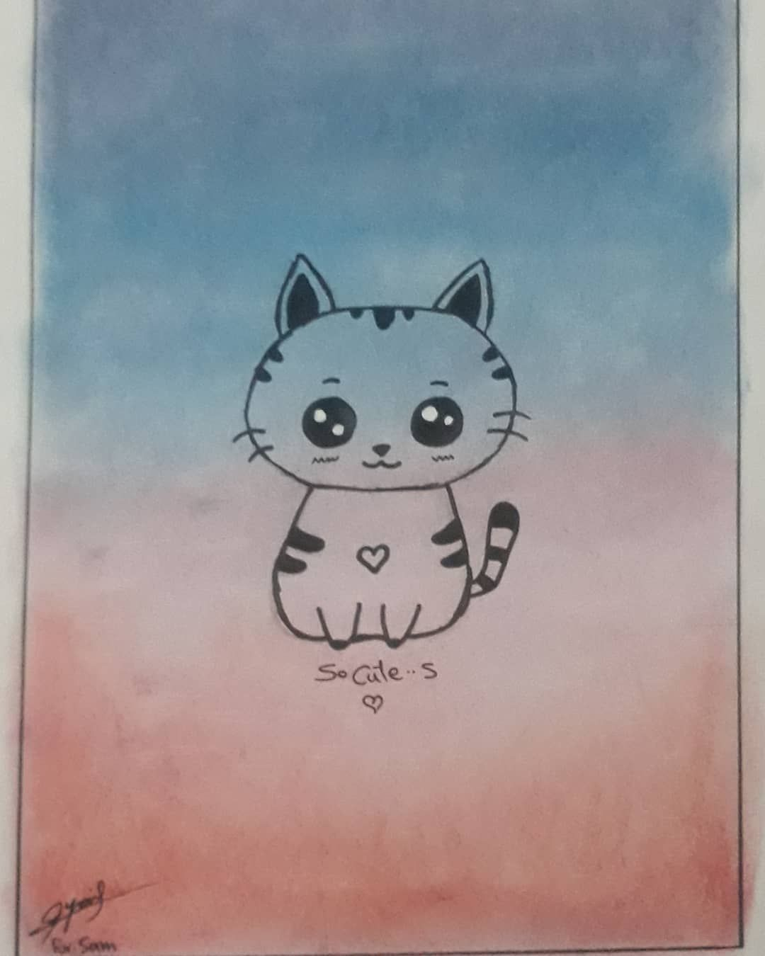 Sometimes We Need To Smile To Some Cute Things Maro Skandar هالصورة اهداء للبيست فرند Behappy H Kitty Hello Kitty Character