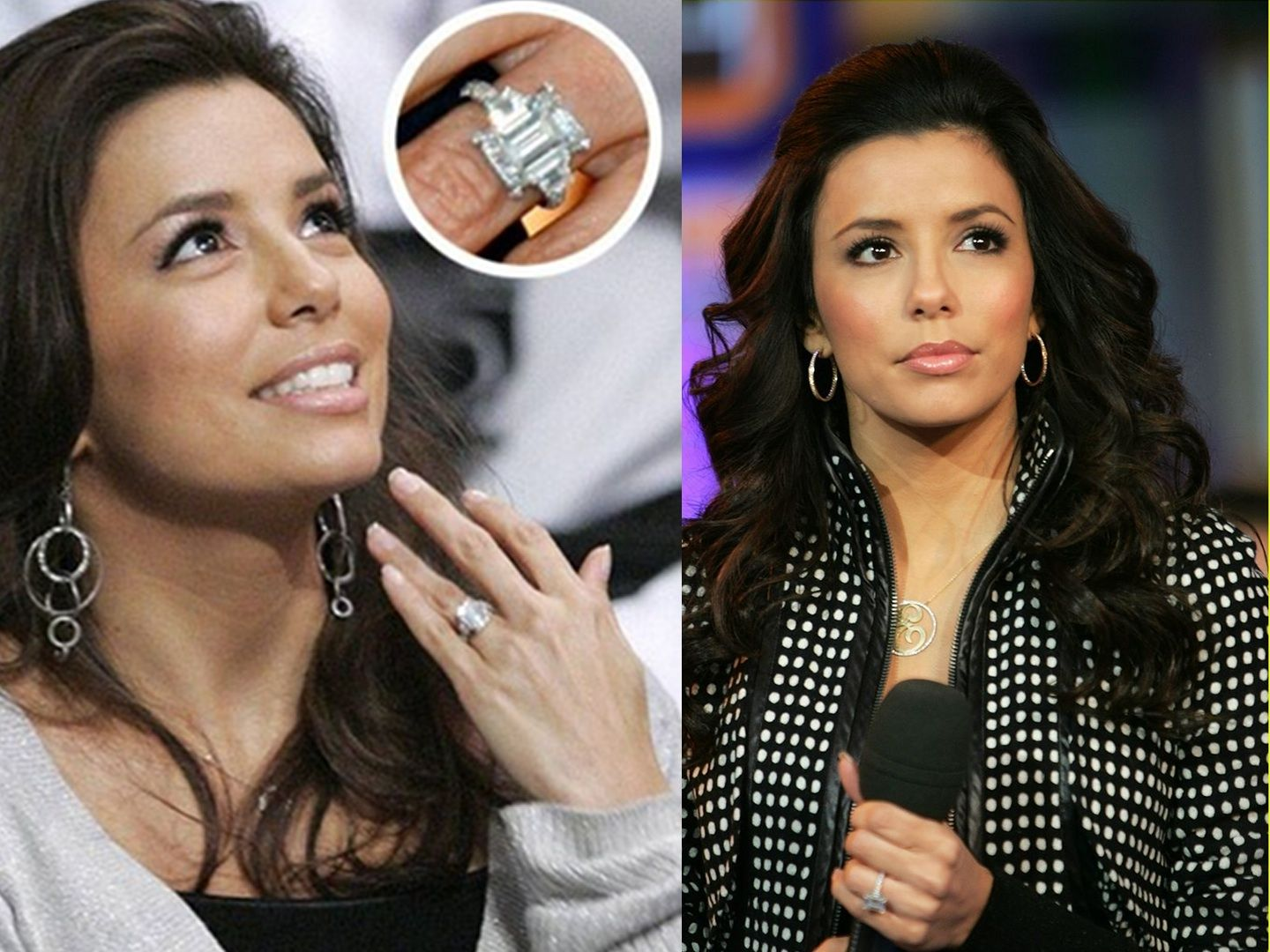 Heres A Set Of Pics With Some Stunning Celebrity Engagement Rings