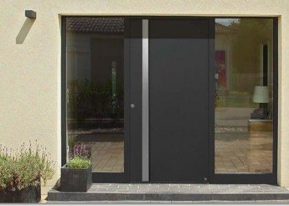 puertas entrada aluminio - Buscar con Google puertas Pinterest - puertas de entrada