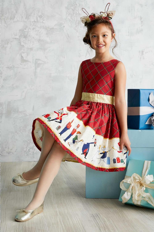 7f4eae8c82e2 Girls Holiday Ballet Dress | Chasing Fireflies | kids holiday clothing |  kids fashion