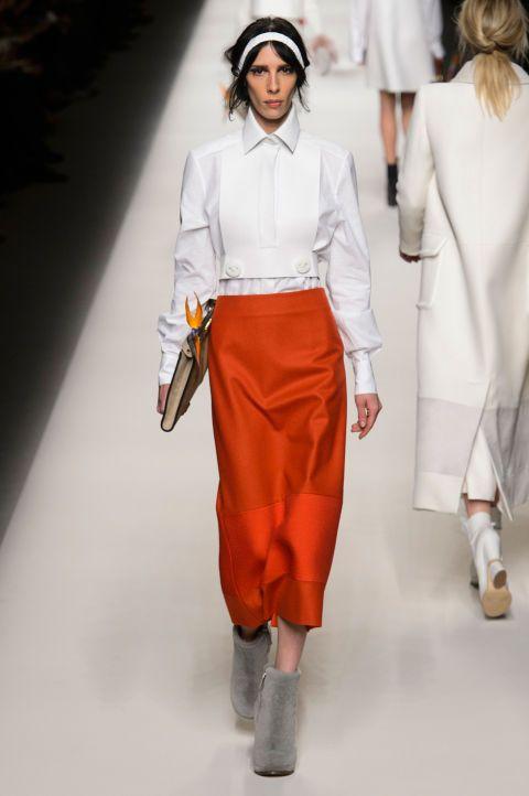Fendi Fall 2015 Show #fashionweek #milanfashionweek #mfw #fashion #catwalk #fw15 #style #fendi