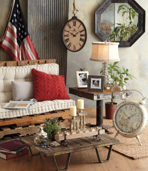Top 23 Vintage Home Decor Examples | Bohemian decor, Clocks and ...