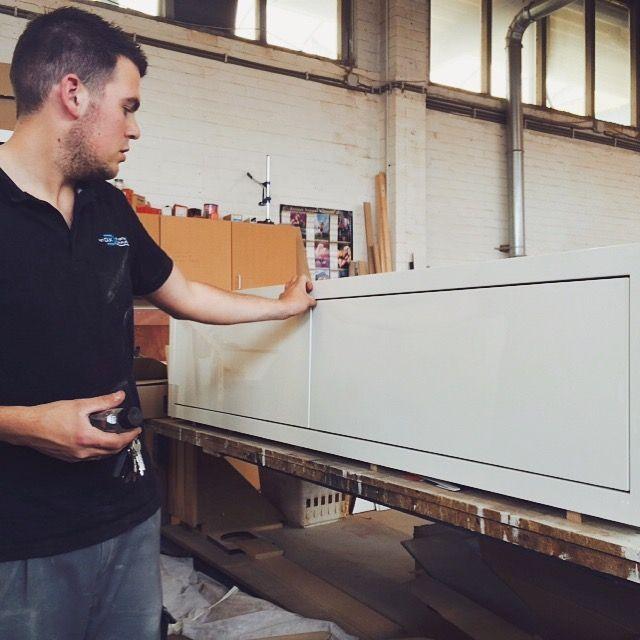 Werkplaats Groningen - Interieurbouw - meubel - Ruben van Dijk