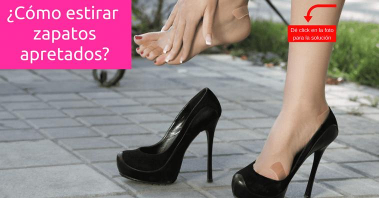Truco Para Estirar Los Zapatos Apretados En Tan Solo 3 Pasos Cómo Agrandar Zapatos Zapatos Zapatos De Novia