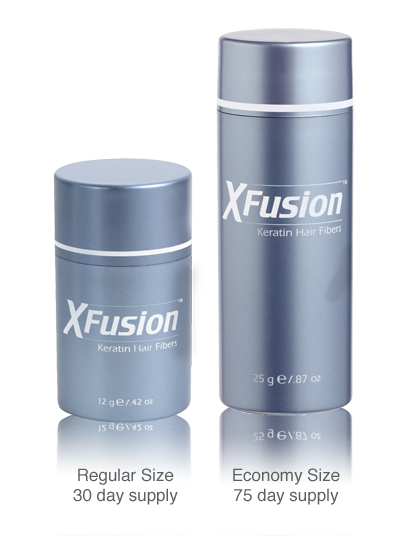 XFusion Products For Thin And Thinning Hair
