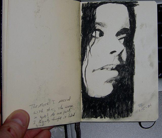 Drawing 013 by Yelnoc, via Flickr