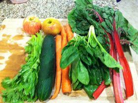 Cali Green Mama: Juice Fast Recipes!