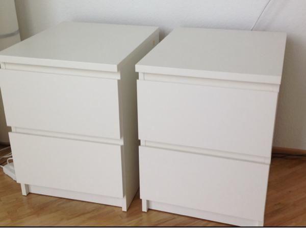 Nachttisch Ikea ikea malm nachttisch schlafzimmer