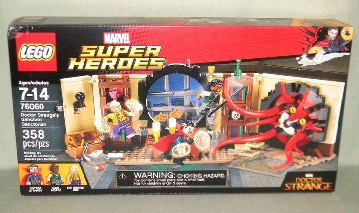 76060 DOCTOR STRANGE/'S SANCTUM SANCTORUM lego NEW marvel heroes legos set DR.