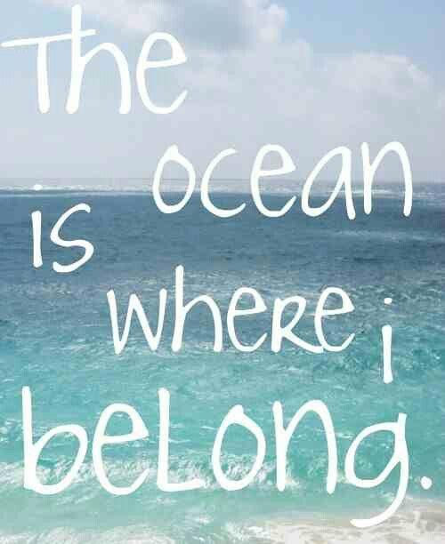 Pin By Starla Skye On Ocean Love. . . . . . | Pinterest | Beach, Ocean And  Beach Quotes