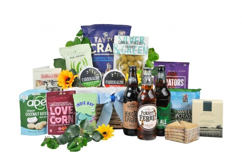 Dads ale gift basket beer gifts fathers day gift