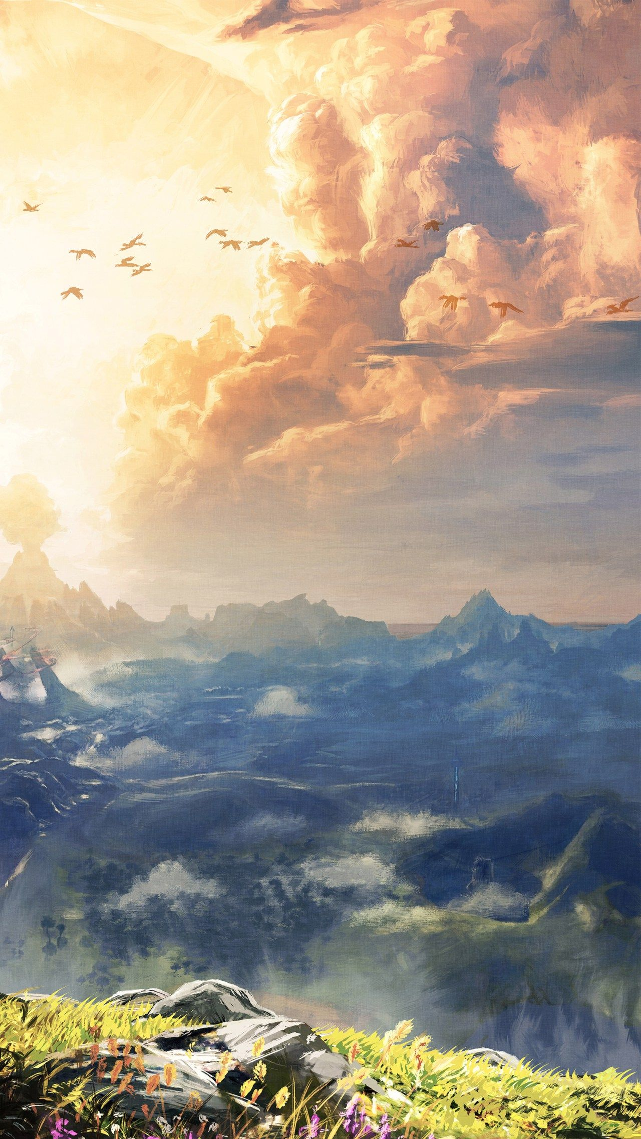 The Legend Of Zelda Breath Of The Wild Wallpapers Breath Of The
