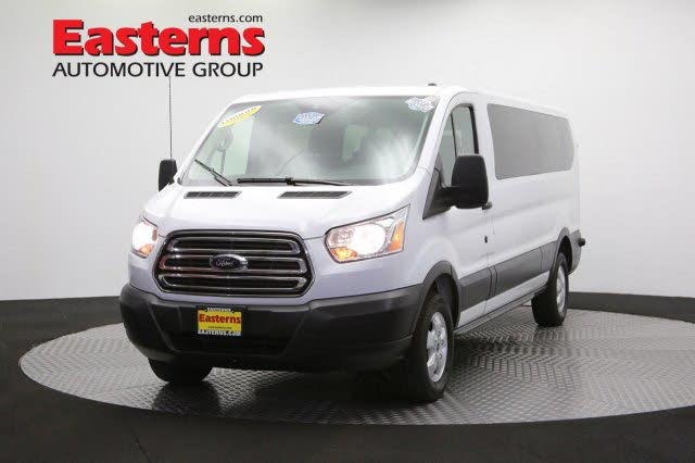 2018 Ford Transit Passenger 350 Xlt Low Roof Lwb Rwd With Sliding Passenger Side Door 24 875 Ford Transit Used Ford Ford