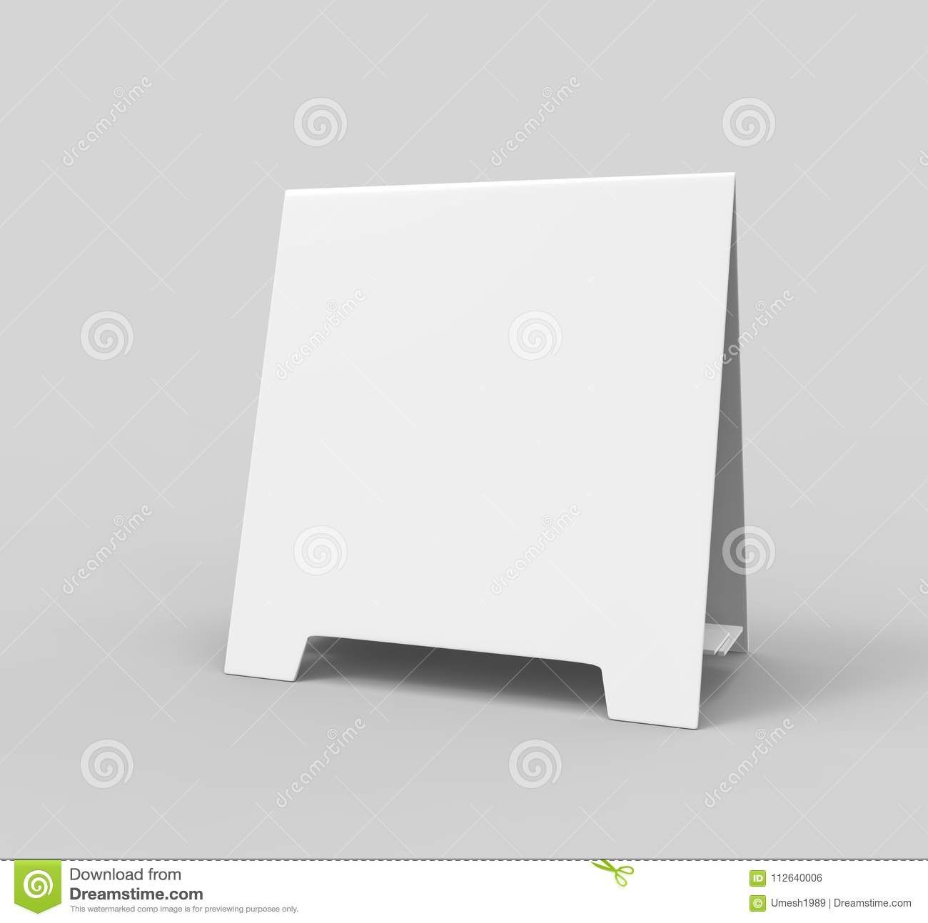 Tablet Tent Card Talkers Promotional Menu Card White Blank Within Blank Tent Card Template Professional Plan Templates Card Template Tent Cards Menu Cards