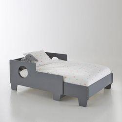 Lit Enfant Extensible  Positions Sommier Lattes La Redoute Interieurs